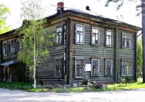 Сестринский дом на хуторе Чернецово