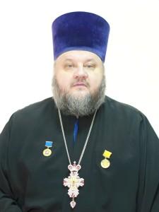 Настоятель в Храме Сергия Радонежского г. Долгопрудный