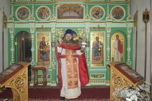 Настоятель храма Сергея Радонежского г. Долгопрудный.