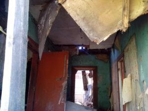 Восстановление храма, воскресной школы со сносом старого аварийного здания