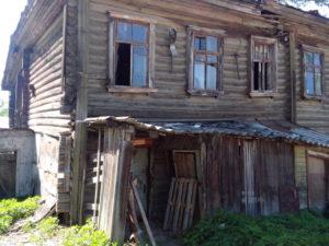 Нужна помощь храму - снос старого здания